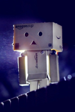 Dreams of Danbo Mobile Wallpaper