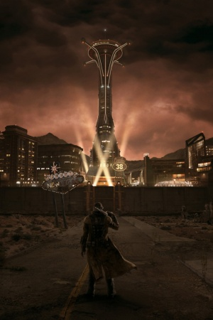 Fallout New Vegas Mobile Wallpaper