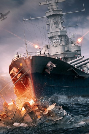 World of Warships Mobile Wallpaper
