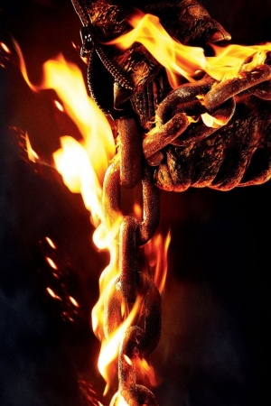 ghost rider prizrachnyy gonschik Mobile Wallpaper
