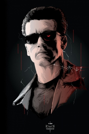 terminator 2 Mobile Wallpaper