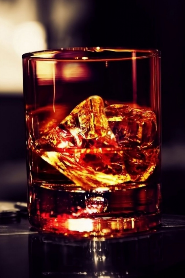 Whisky Ice Cigar Mobile Wallpaper Mobiles Wall