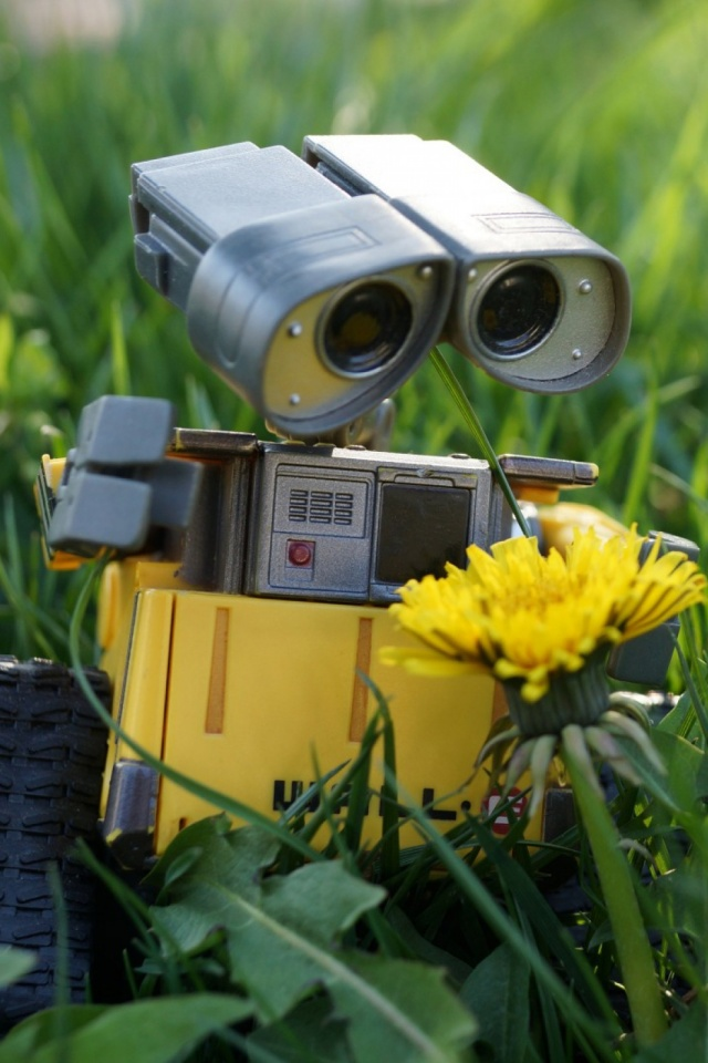 Wall E Robot Mobile Wallpaper Mobiles Wall
