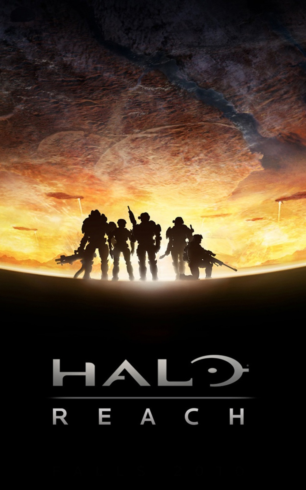 microsoft halo reach mobile wallpaper - mobiles wall