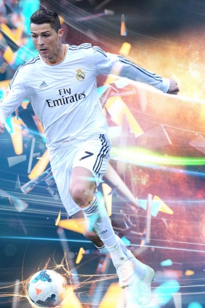 CR7 Mobile Wallpaper