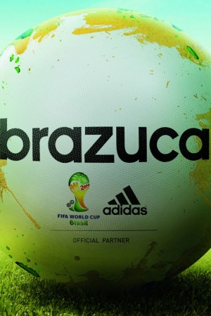 World Cup 2014 Ball Mobile Wallpaper