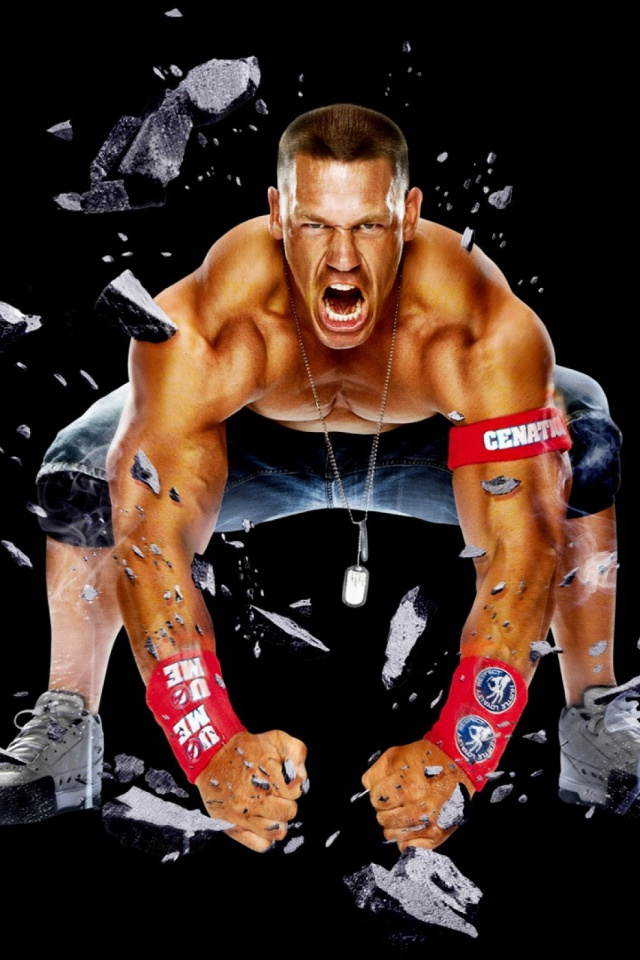 John Cena Mobile Wallpaper Mobiles Wall