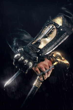 Assassins Creed Syndicate Hidden Blade Mobile Wallpaper