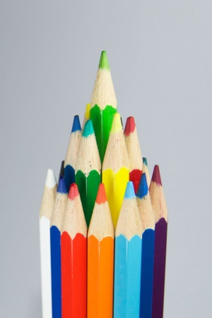 Draw a Pencil Mobile Wallpaper
