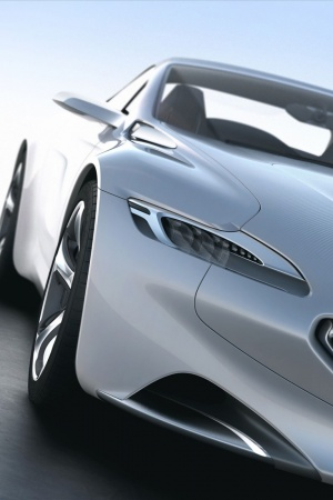 Peugeot SR1 Concept Car Mobile Wallpaper