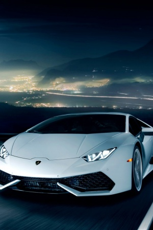 lamborghini huracan lp 610 Mobile Wallpaper