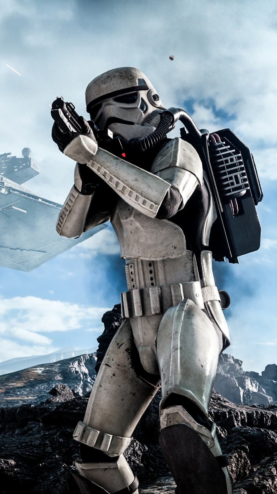 Star Wars Battlefront Mobile Wallpaper